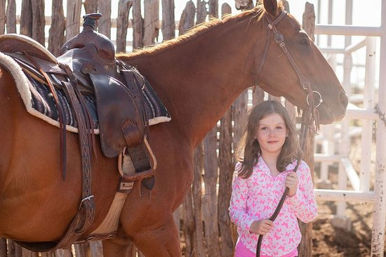 Cowgirls and Cowboys in the West: First Time Ride
