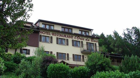 Hotel L Orée Du Bois - l'hotel Picture of L'oree du bois, Sondernach TripAdvisor
