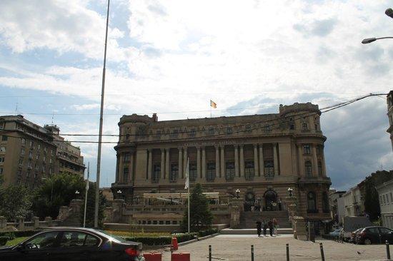 Cercul Militar (CCA): Cercul Militar, Bukarest