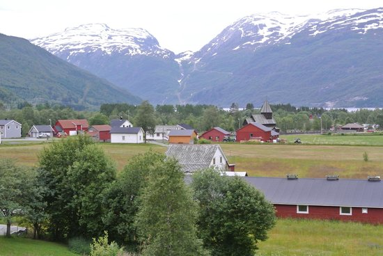 Roldal Norway  city pictures gallery : Le site Picture of Roldal Hyttegrend & Camping, Roldal TripAdvisor