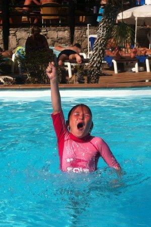 Gloria Palace San Agustín Thalasso & Hotel : Main pool
