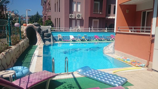 our fuse box picture of interconti apart hotel marmaris interconti apart hotel fairly nice pool clean and maintained