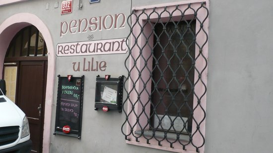 Pension U Lilie: esterno