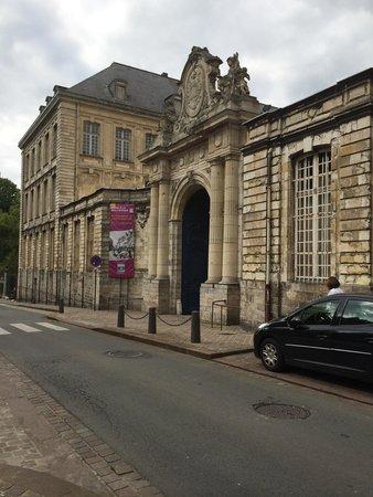 Abbaye St Vaast