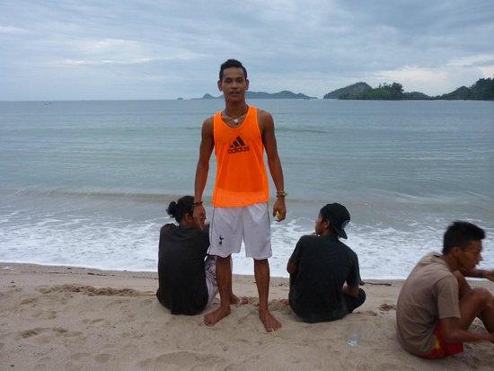 Ricky's Beach House - Authentic Sumatra : mes amis....