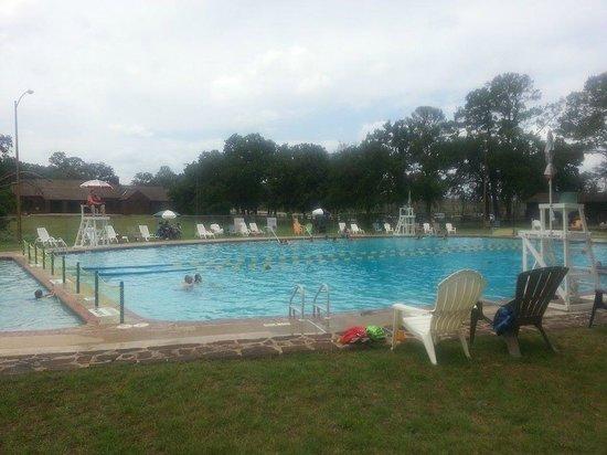 Bastrop State Park: Pool