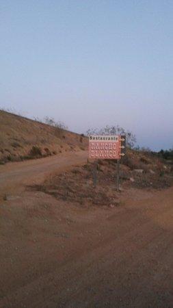 Rancho Blanco: Camino al viejo Oeste.