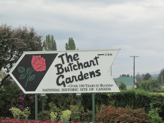 Landsea Tours and Adventures: Butchart Gardens