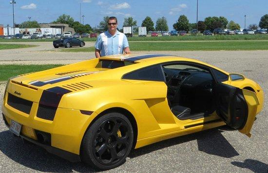 The Motorsport Lab: MotorSports Lab Lamborghini Experience