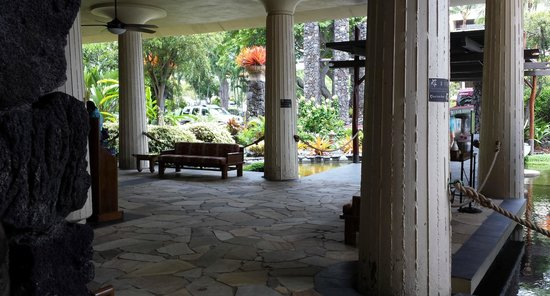 Royal Kona Resort: Lobby