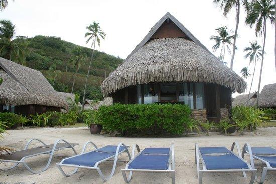 Sofitel Moorea Ia Ora Beach Resort : Beach Hut