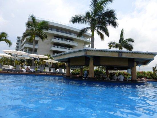 Grand Luxxe Nuevo Vallarta: Punta pool