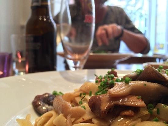 Prego Restaurant : Pasta of the day