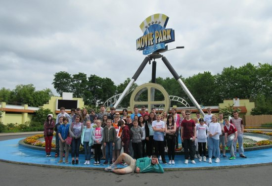 Movie Park Germany: Northfield Academy, Aberdeen
