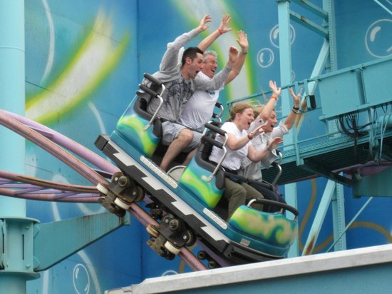 Movie Park Germany: Ghost chaser