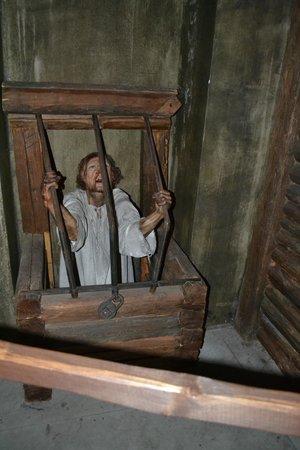 Musée de la torture : музей орудий пыток