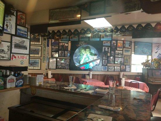 Bon Kansas City Barbeque: Top Gun