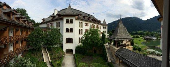 A-ROSA Resort Kitzbühel: Corpo centrale