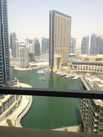 Ramada Plaza Jumeirah Beach: View from 24th floor
