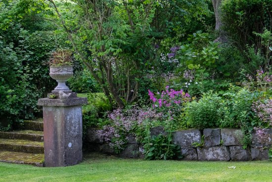 Whitepark House: From the front garden