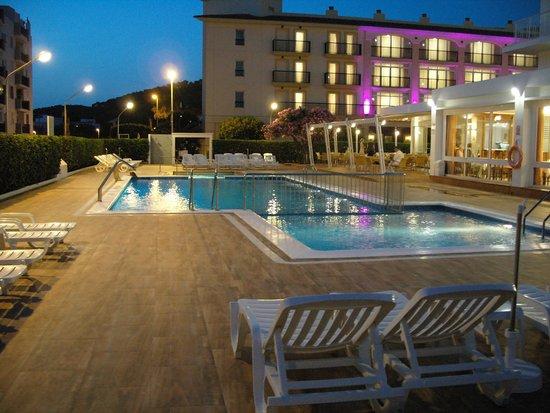 Hotel Gran Sol : tranquilidad