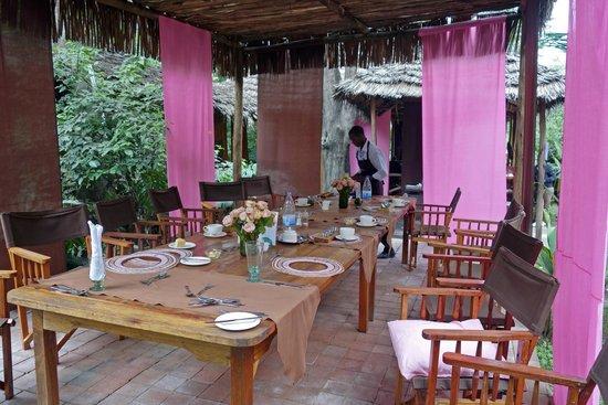 Shanga & Shanga Foundation: Restaurant