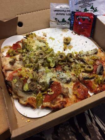 Monical's Pizza of Vincennes