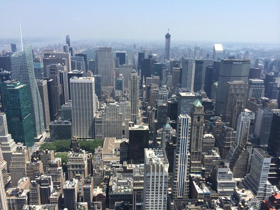 Empire State Building Tickets To Upper Level