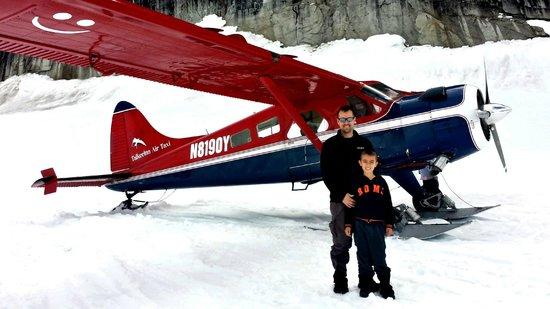 Talkeetna Air Taxi : Great pilot, great plane!