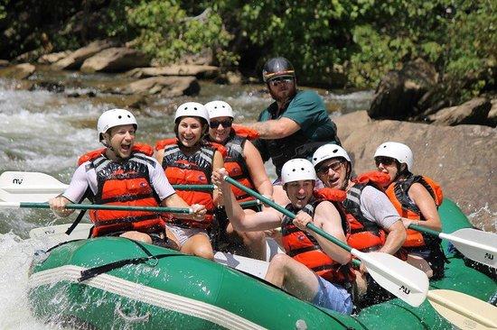 Ocoee rafting - Picture of Adventures Unlimited, Ocoee - Tripadvisor