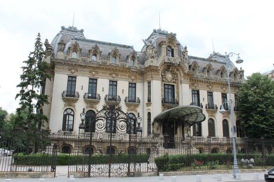 George Enescu Museum (Muzeul George Enescu): George Enescu Museum, Bukarest