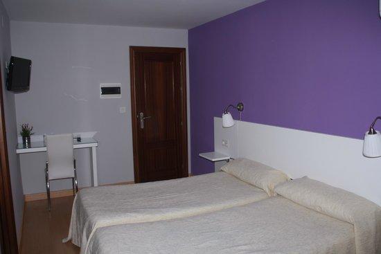 Hostal Verona: Habitación