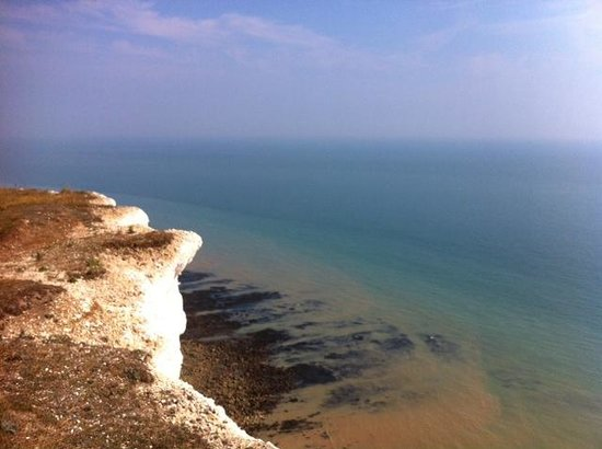 Belle Tout Lighthouse: View