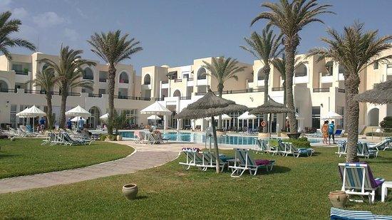 Al Jazira Beach & Spa: vue d'ensemble en revenant de la plage