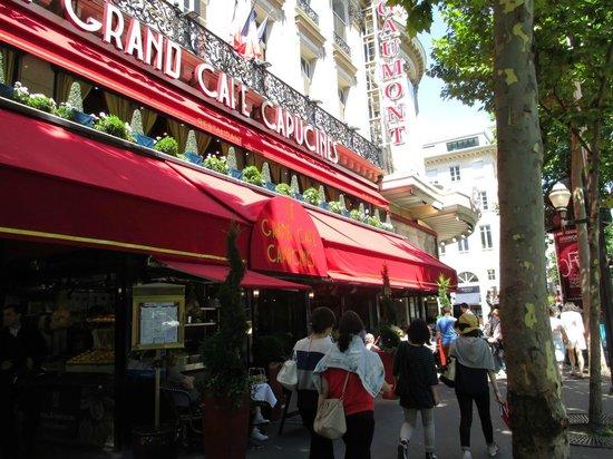 Le Grand Cafe Capucines: exterior