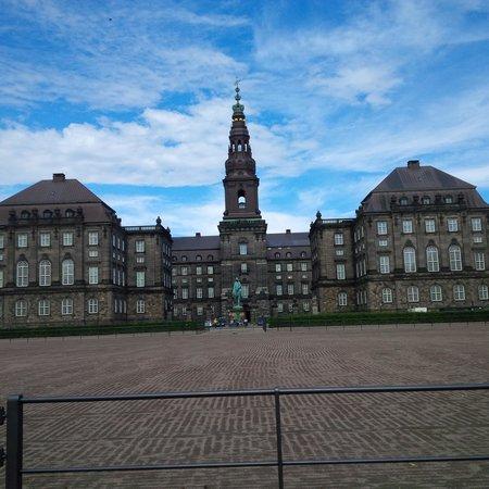 Schloss Christiansborg (Christiansborg Slot): Christiansborg Palace