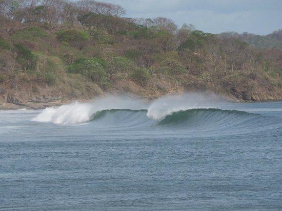 La Veranera - Playa El Coco: Surf's Up