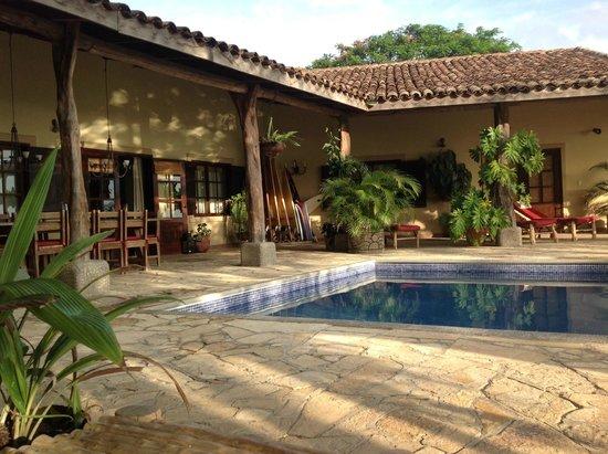 La Veranera - Playa El Coco: Relaxing