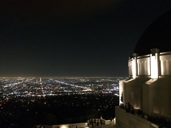 Observatoire Griffith : Views