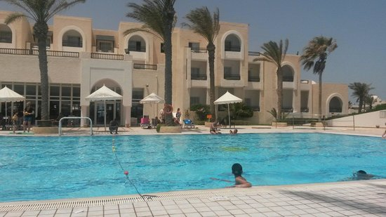 Hotel Al Jazira Beach & Spa: Piscine