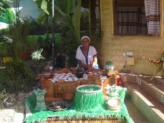 Ag Palace Hotel: Some Ethiopian Coffee?