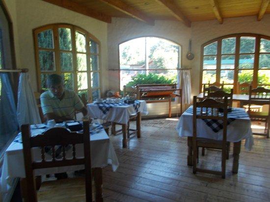 Hotel Malalhue: comedor