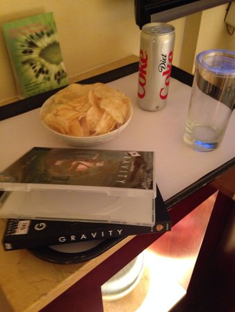 Vivanta by Taj - President, Mumbai: DVD which took 20 mins to be delivered