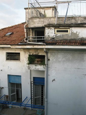 Hotel Bolero: Вид из окна номера