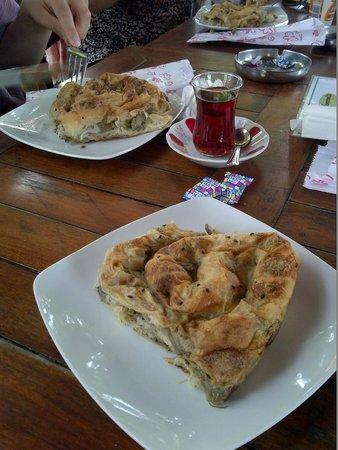 Cinaralti Cafe