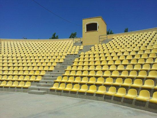 Serenusa Village : Anfiteatro
