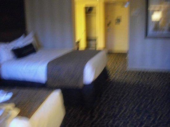 Disneyland Hotel : Double Beds
