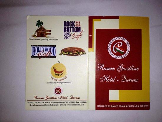 Ramee Guestline Hotel Qurum - Oman: Good times