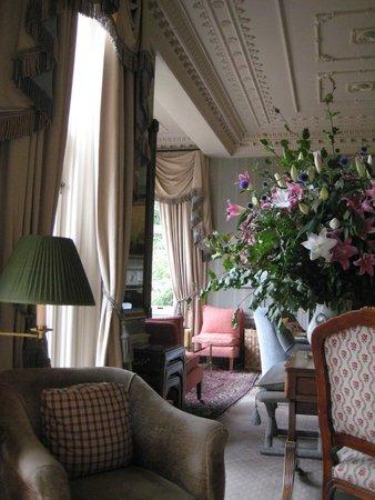 Hambleton Hall: Lounge