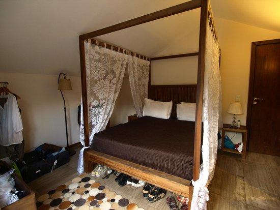 Quinta Azul Boutique Pousada: Unser Zimmer